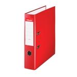 Esselte PP de Plástico Folio 75mm Rojo  Archivador
