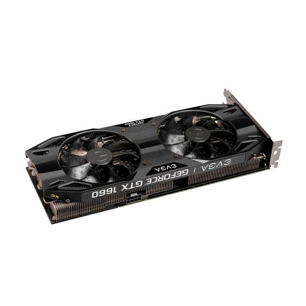EVGA GeForce GTX 1660 XC Ultra Gaming 6GB - Gráfica