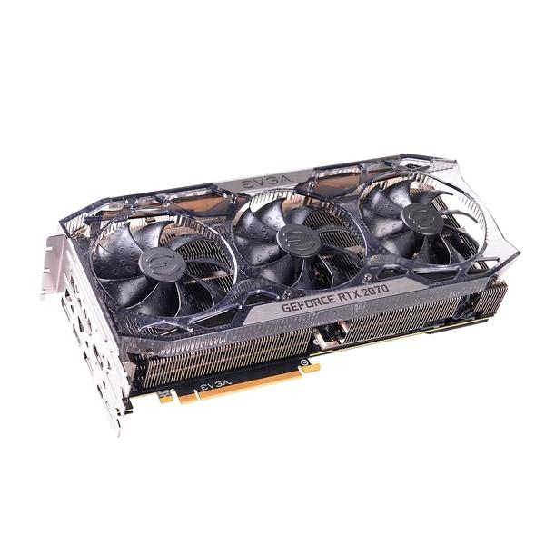 EVGA GeForce RTX 2070 FTW3 Ultra Gaming 8GB - Gráfica