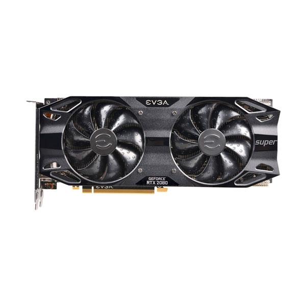 EVGA GeForce RTX 2080 SUPER Black Gaming 8GB  Grfica