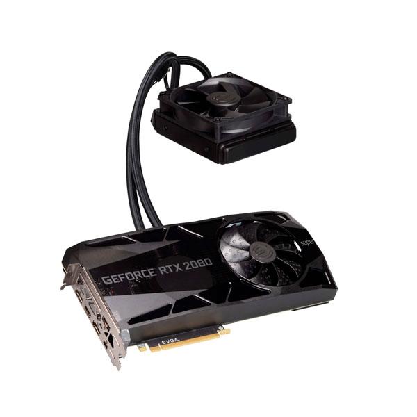 EVGA GeForce RTX 2080 SUPER FTW3 Hybrid Gaming 8GB  Grfica