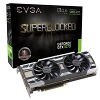 EVGA GeForce GTX 1070 SC Gaming ACX 3.0, 8GB GDDR5 – Gráfica