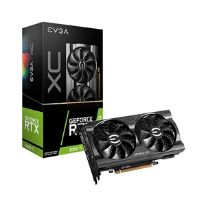 EVGA GeForce RTX3060 Ti XC Gaming 8GB GD6  Grfica
