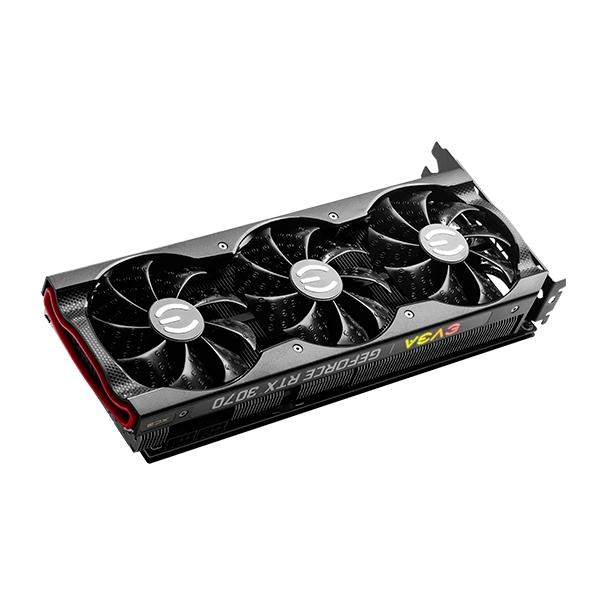 EVGA GeForce RTX3070 XC3 UltraGaming 8GB GD6  Grfica