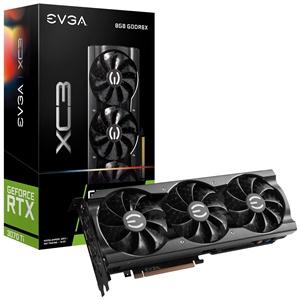 EVGA GeForce RTX3070 Ti XC3 Gaming 8GB GDDR6X  Gráfica