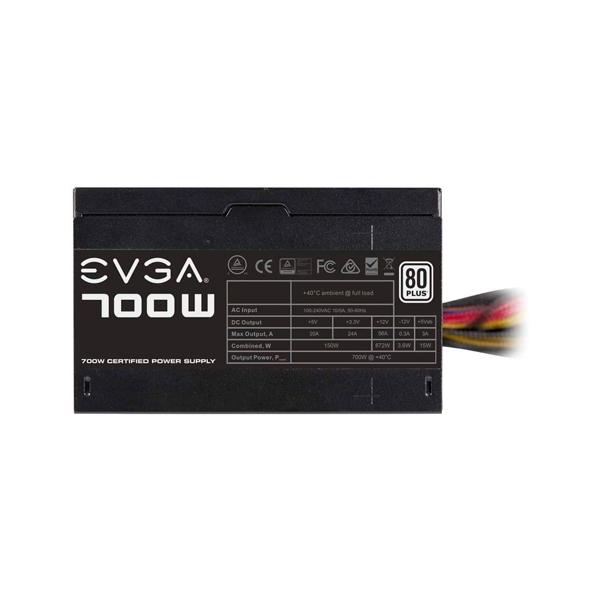 EVGA 700 W1 80 Plus White 700W  Fuente
