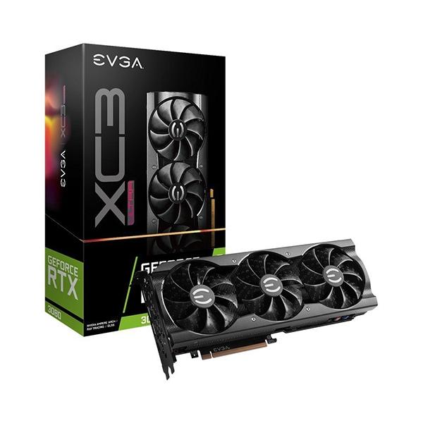 EVGA GeForce RTX3080 XC3 Ultra Gaming 10GB GDDR6X LHR - Gráfica
