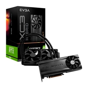 EVGA GeForce RTX3080 XC3 Ultra Hybrid G 10GB GD6X  Gráfica