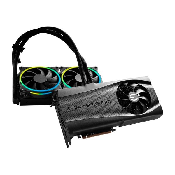 EVGA GeForce RTX3080 FTW3 Ultra Hybrid G 10GB GD6X  Gráfica
