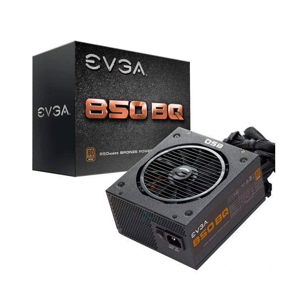 EVGA 850W BQ Bronze  Fuente