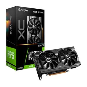 EVGA GeForce RTX3060 XC Black Gaming 12GB GDDR6  Gráfica
