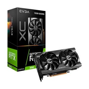 EVGA GeForce RTX3060 XC Gaming 12GB GDDR6  Gráfica