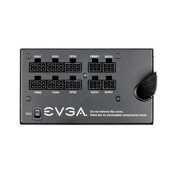 EVGA 750W GQ 80 Plus Gold  Fuente de Alimentación