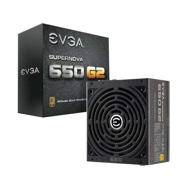 EVGA SuperNOVA G2 80 Plus Gold Netzteil modular  650 Watt