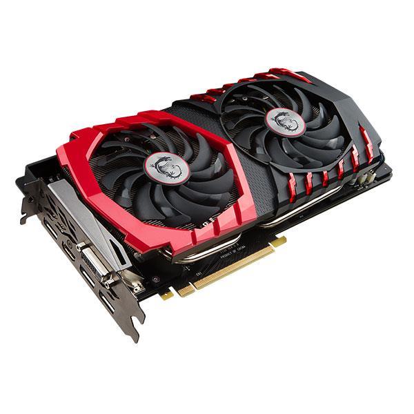 MSI Nvidia GeForce GTX 1070 Ti Gaming 8GB – Gráfica