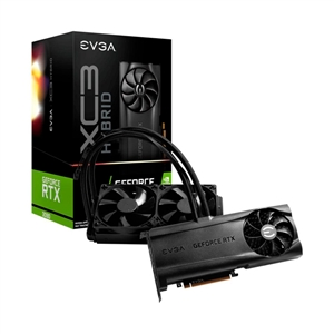 EVGA GeForce RTX3090 XC3 Ultra Hybrid G 24GB GD6X  Gráfica