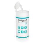 Ewent EW5612 toallitas para Limpeza 100 unidades  Accesorio