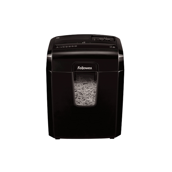 Fellowes 8C corte de particulas - Destructora de Papel
