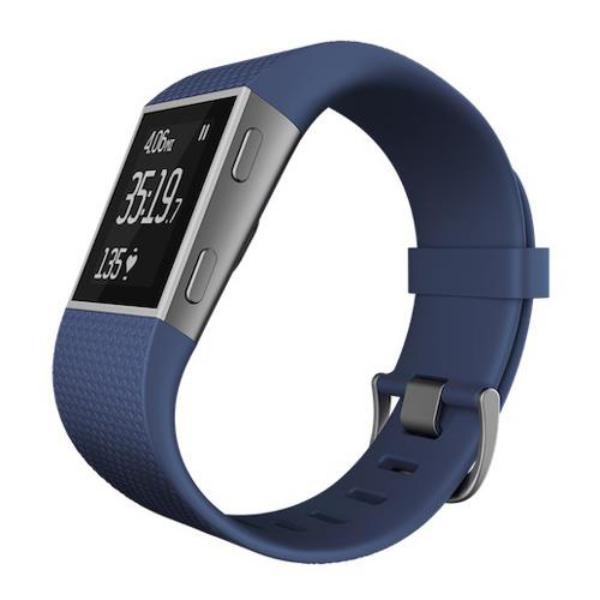 FiTBit Surge Grande azul - Reloj Smartwatch