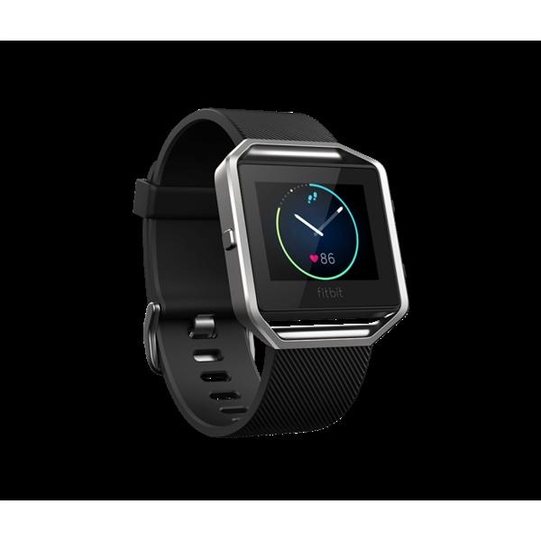 Fitbit Blaze pequeo negroplata  Reloj Smartwatch