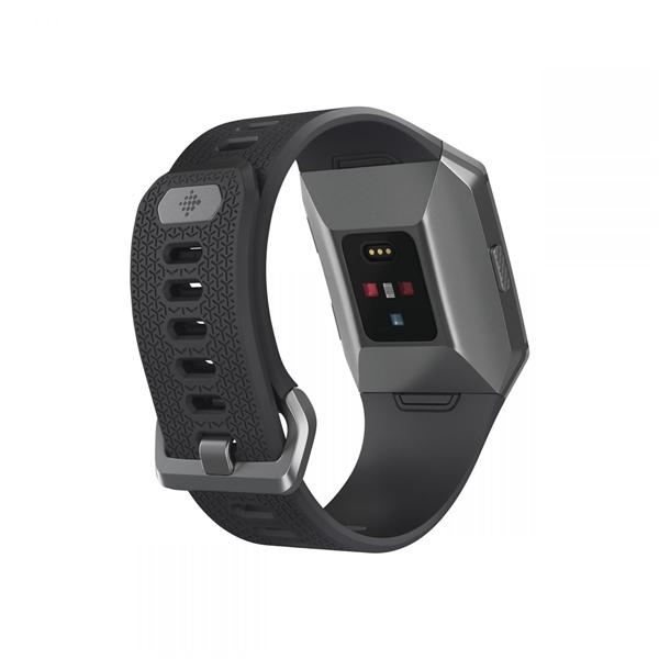Fitbit Ionic Gris carbn  Pulsera actividad