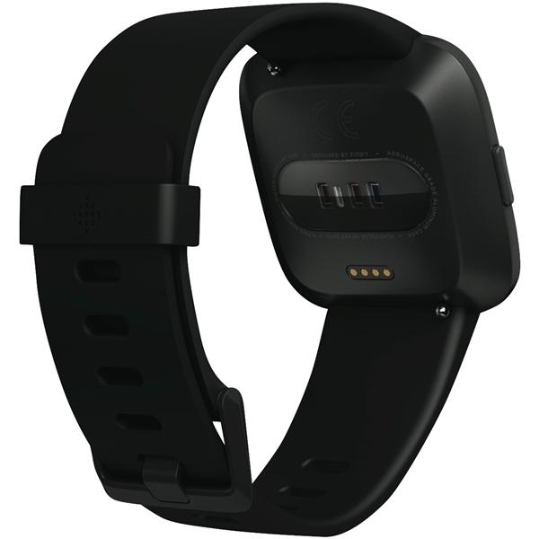 Fitbit Versa  Color Negro – Pulsera de actividad