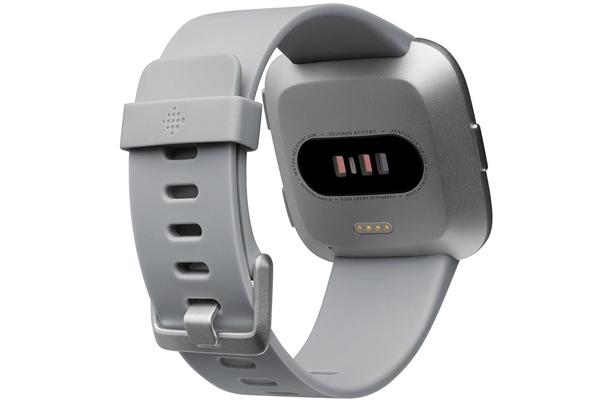 Fitbit Versa  Color Gris – Pulsera de actividad