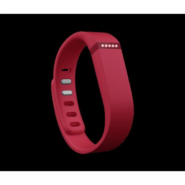 Fitbit Flex rojo – Pulsera de actividad y sueño