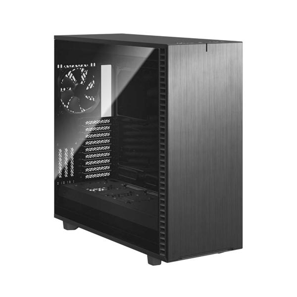 Fractal Design Define 7 XL Dark TG negra - Caja
