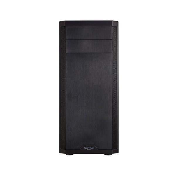 Fractal Design Core 2500 negra  Caja