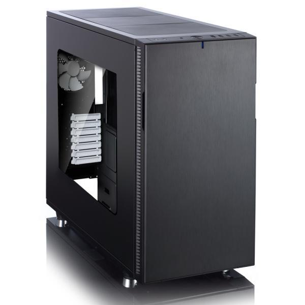 Fractal Design Define R5 negra con ventana – Caja