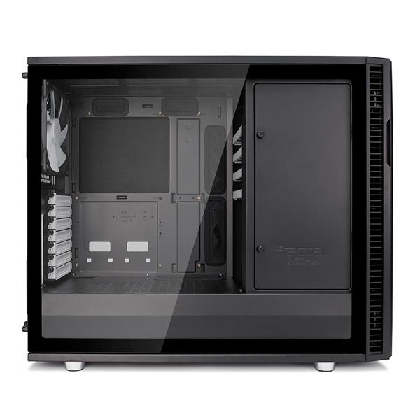 Fractal Design Define R6 negra TG – Caja