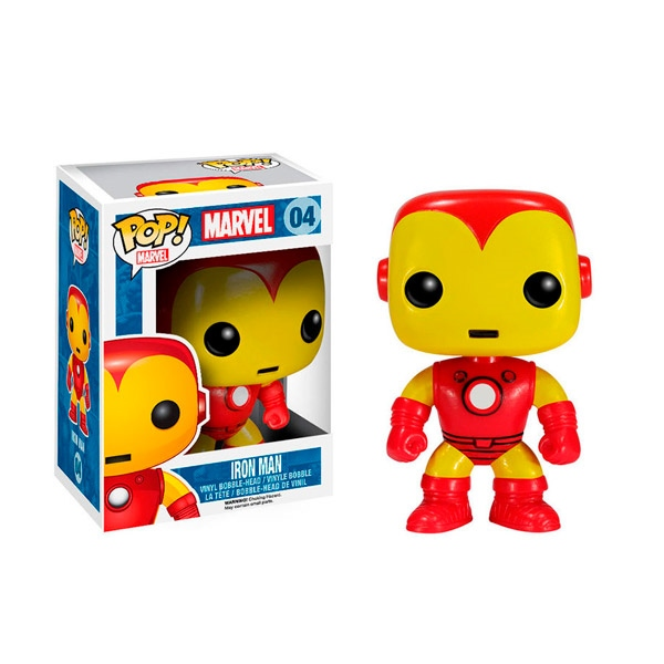 Figura POP Marvel Iron Man