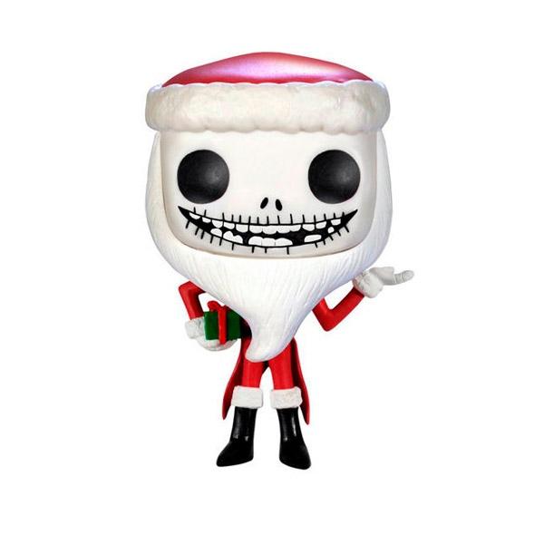 Figura POP Pesadilla antes de Navidad Santa Jack Skellington