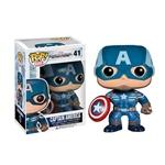Figura POP Vinyl Capitan America The Winter Soldier Marvel