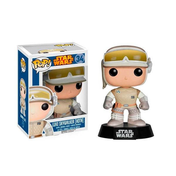 Figura POP Star Wars Luke Skywalker Hoth