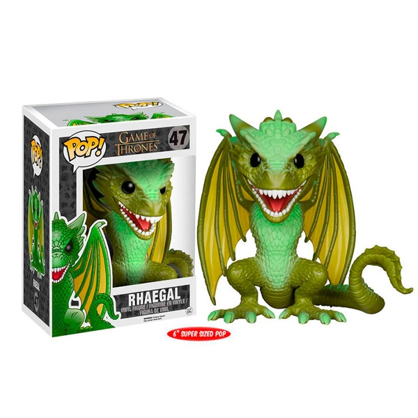 Figura POP Rhaegal Game of Thrones 15cm