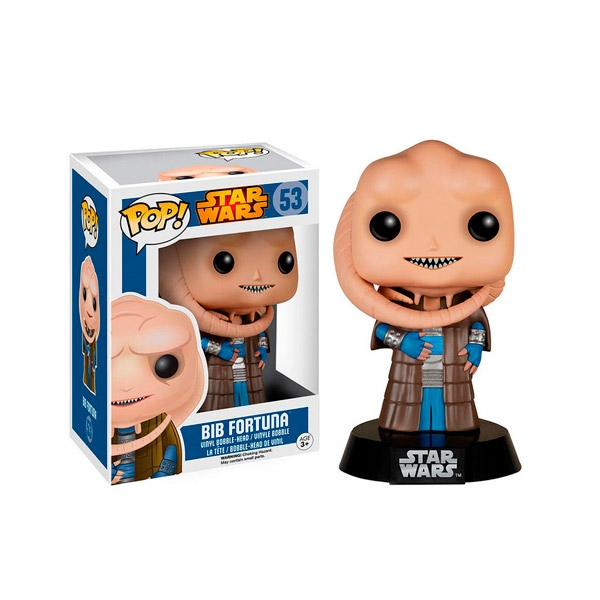 Figura POP Star Wars Bib Fortuna