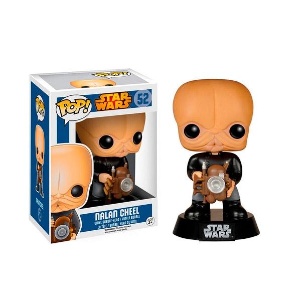 Figura POP Star Wars Nalan Cheel