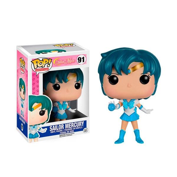 Figura POP Sailor Moon Sailor Mercury