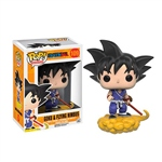 Figura Vinyl POP! Dragon Ball Z Goku y Nimbus