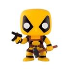 Figura POP Marvel Deadpool RS Slapstick Yellow Exclusive