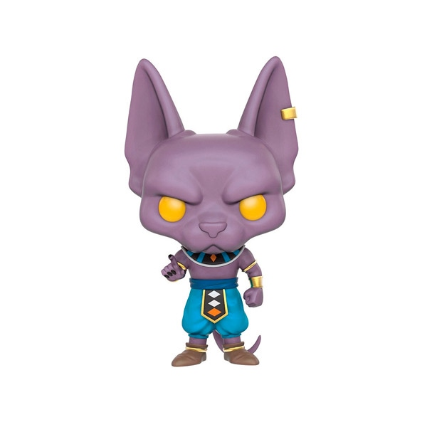 Figura Vinyl POP! Dragon Ball Z Resurrection Beerus