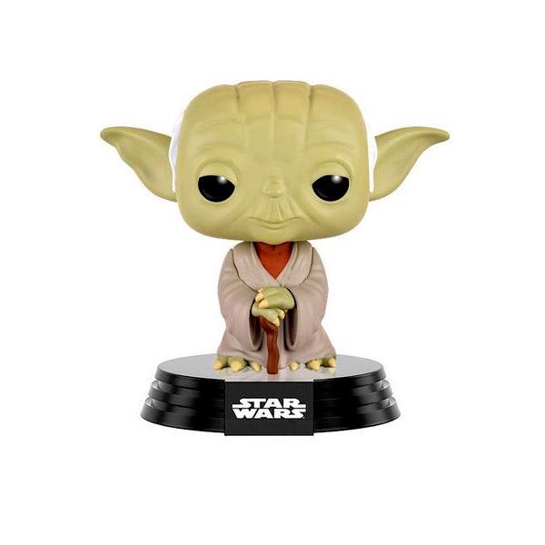 Figura POP Star Wars Dagobah Yoda