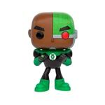 Figura POP Teen Titans Go Cyborg as Green Lantern Exclusive