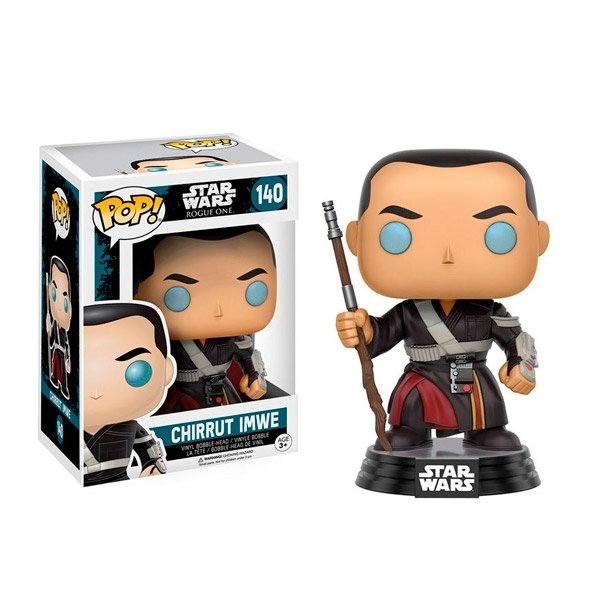 Figura POP Star Wars Rogue One Chirrut Imwe