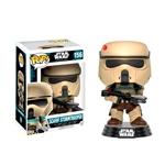 Figura POP Star Wars RO Scarif Stormtrooper Stripes Excl