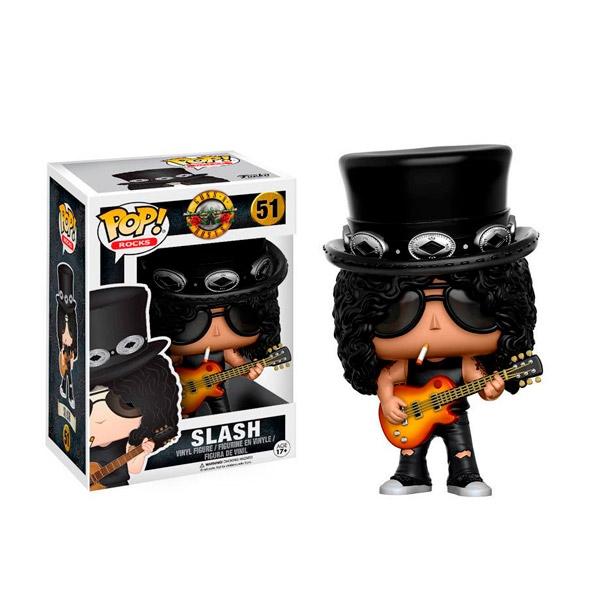 Figura POP Rocks Guns N Roses Slash