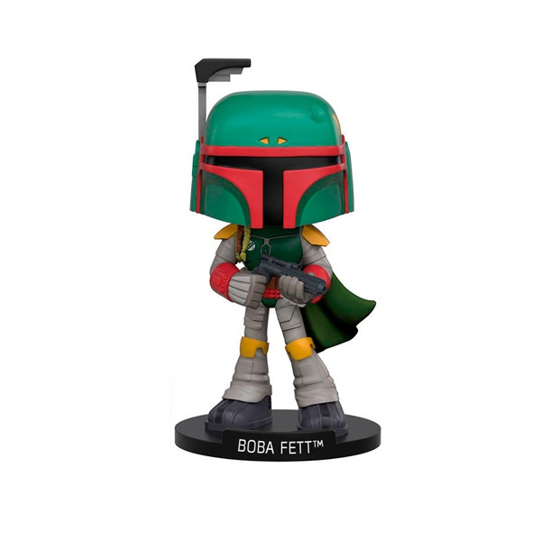 Figura Wobbler Star Wars Boba Fett