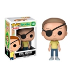 Figura POP Rick amp Morty Evil Morty Exclusive